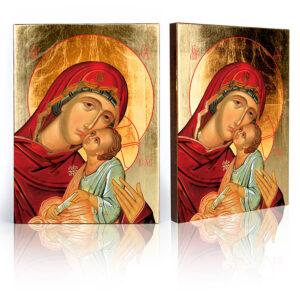 Ikona Matka Boża Eleusa (Matka Boża Czuła)