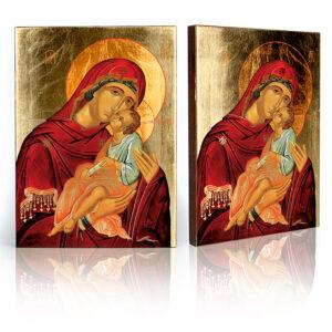 Ikona Eleusa (Matka Boża Czuła)