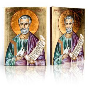 Ikona religijna Święty Józef