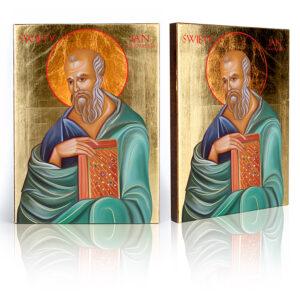 Ikona religijna Święty Jan Ewangelista