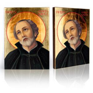 Ikona religijna Święty Andrzej Bobola