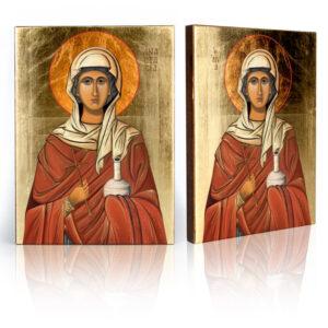 Ikona religijna Święta Anastazja