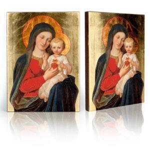 Ikona Matka Boża z Dzieciątkiem Jezus