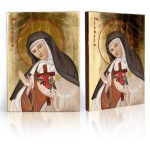 Ikona religijna Święta Teresa