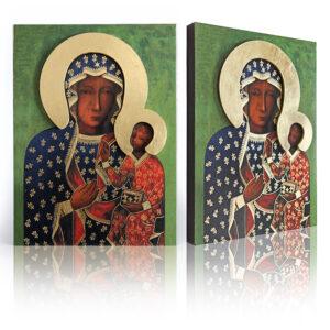 Ikona Matka Boża Częstochowska Wędrująca