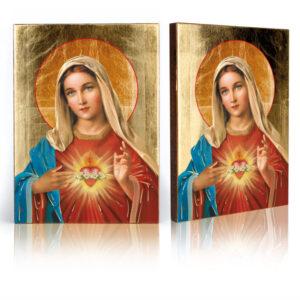 Ikona Niepokalanego Serca Maryi