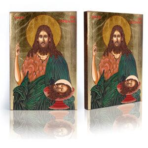 Ikona religijna Święty Jan Chrzciciel