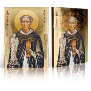 Ikona religijna Święty Jacek