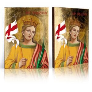 Ikona religijna Święta Urszula Męczennica