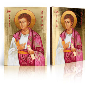 Ikona religijna Święty Filip