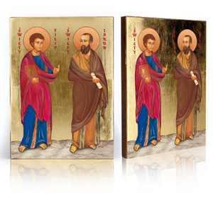 Ikona religijna Święty Filip i Jakub