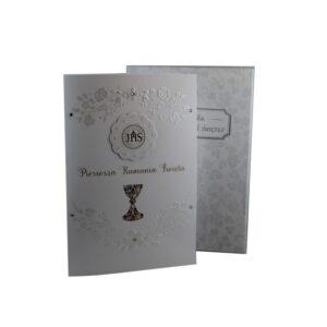 Kartka w pudełku Cartissimo na Komunię