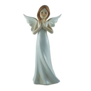 Anioł porcelanowy