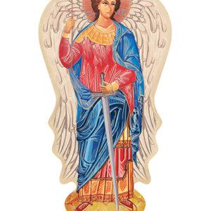 Ręcznie wykonana Ikona – Anioł Stróż dla dorosłych