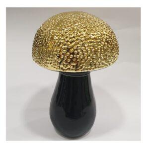 Dekoracja grzybek ceramiczny