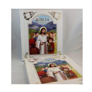 Biblia na Pierwszą Komunię Świętą