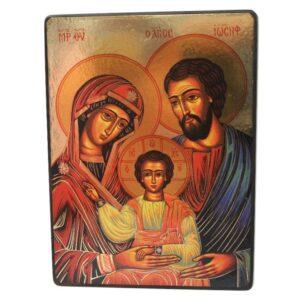 Ikona z wizerunkiem Świętej Rodziny