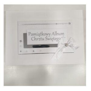 Pamiątka Chrztu Świętego Album na zdjęcia