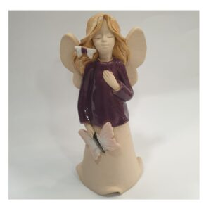 Anioł w sukni