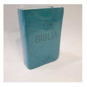 Biblia Tabor Turkusowa Edycja św.Pawła