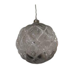 Bombka szklana podświetlana