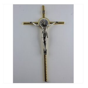 Krzyż wiszący złoty