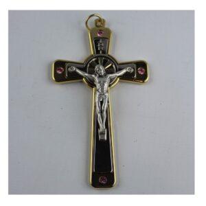Krzyż benedyktyński wiszący