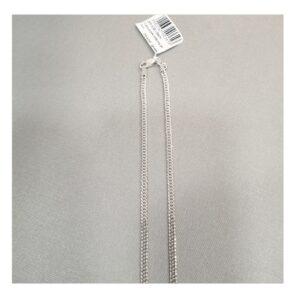 Łańcuszek srebrny 55 cm/10,5 g