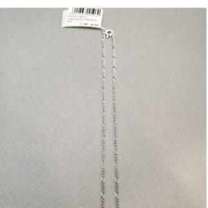 Łańcuszek srebrny 50 cm/  3,1 g