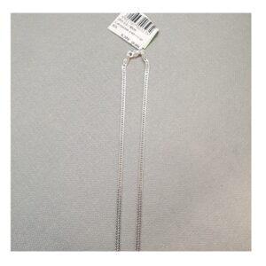 Łańcuszek srebrny 60 cm/  6,3 g