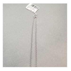 Łańcuszek srebrny 50 cm/  4,4 g
