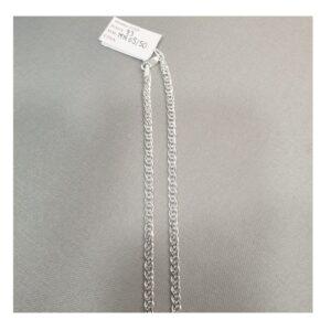 Łańcuszek srebrny 50 cm/ 9,3 g