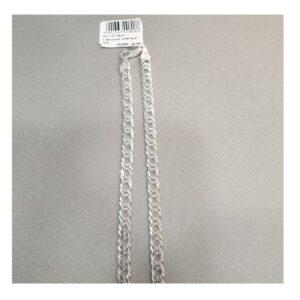 Łańcuszek srebrny 55cm/18,8 g