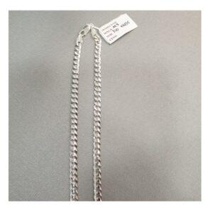 Łańcuszek srebrny 55 cm/ 11,9 g