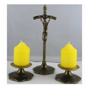 Zestaw kolędowy papieski w pudełku